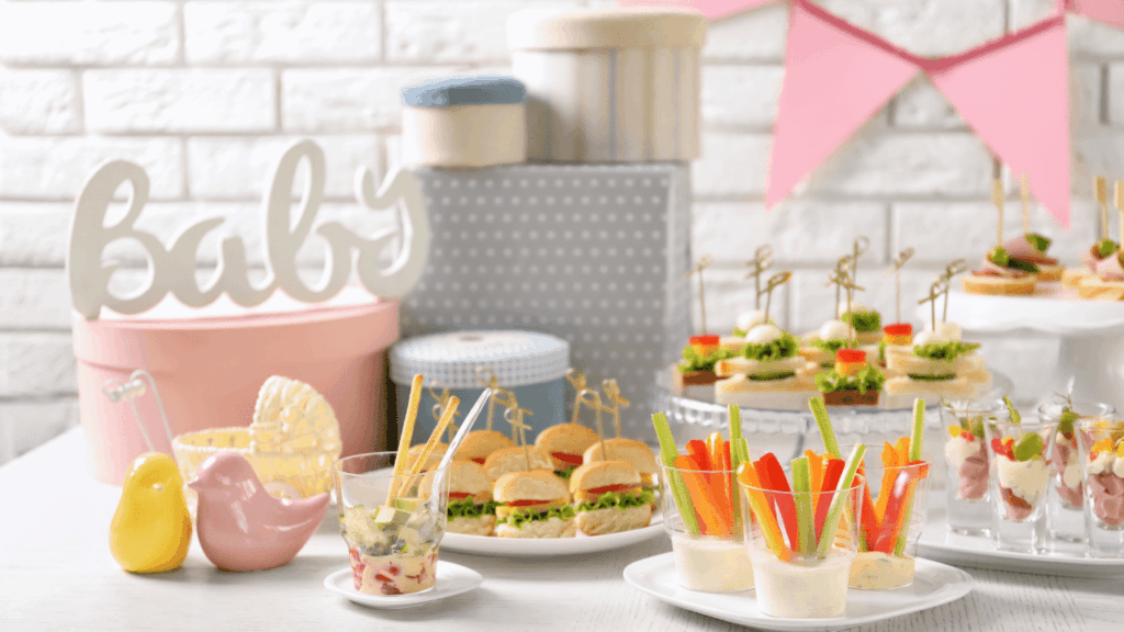 How to Host a Baby Shower at a Restaurant?